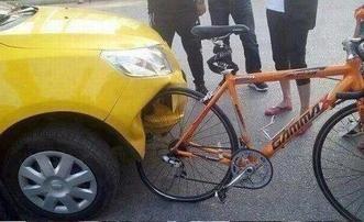 Sobre coches y bicicletas